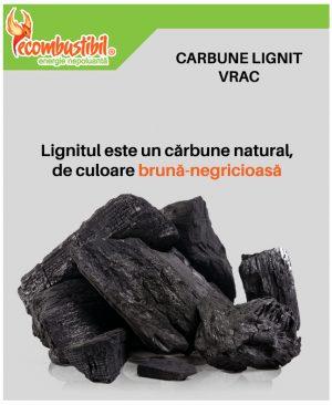 Carbune Lignit Vrac